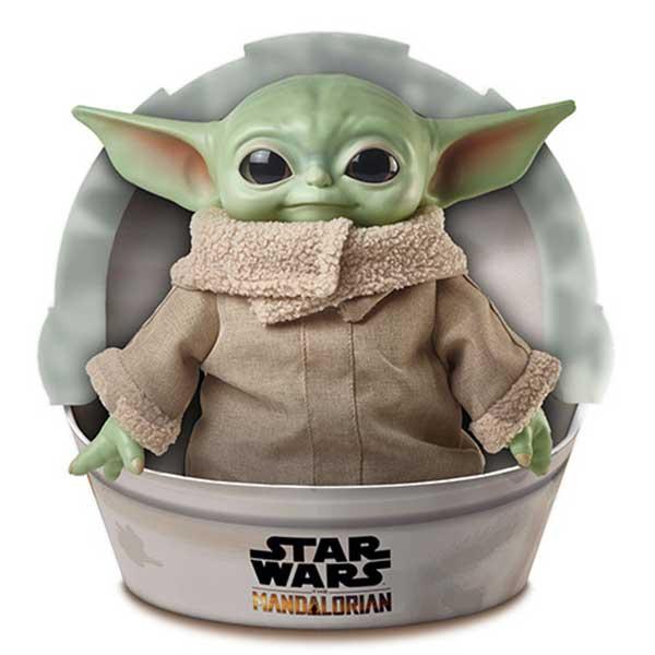 Star Wars Figura Baby Yoda 28cm - Imagen 2
