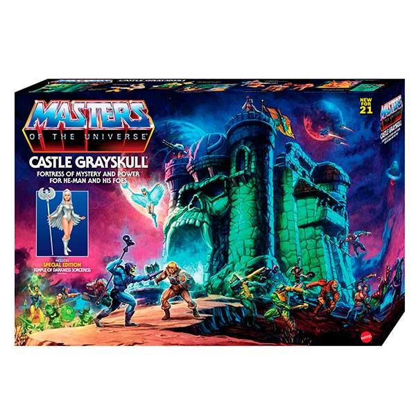 Masters del Universo Castillo Grayskull - Imagen 1