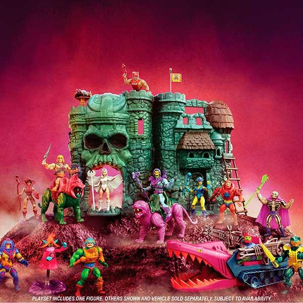 Masters del Universo Castillo Grayskull - Imagen 6