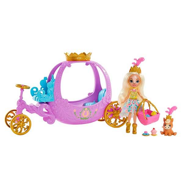 Royal Enchantimals Carruaje Real - Imagen 1
