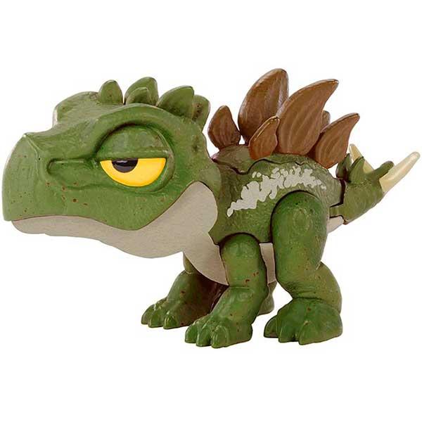 Jurassic World Stegosaurus Dino Bocazas 2 - Imagen 1