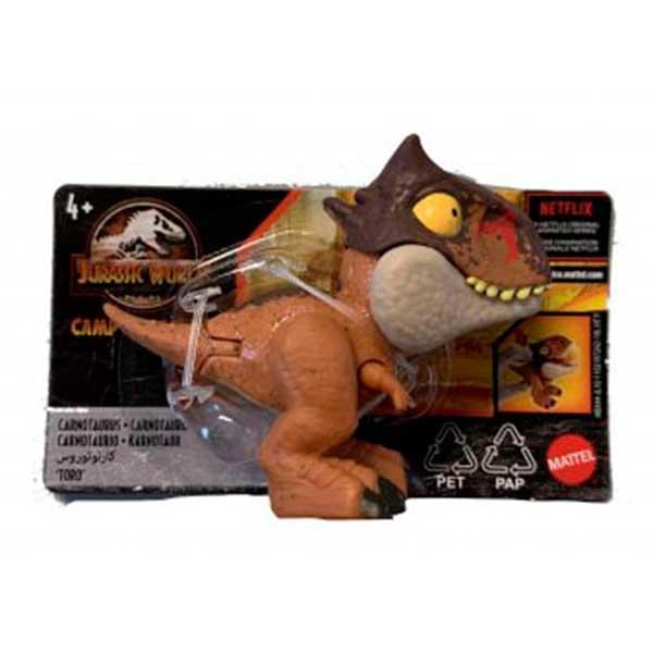 Jurassic World Dino Bocazas Carnotaurus - Imagen 1