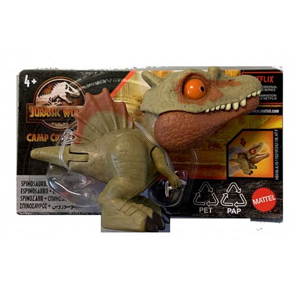 Jurassic World Dino Bocazas Spinosaurus - Imagen 1