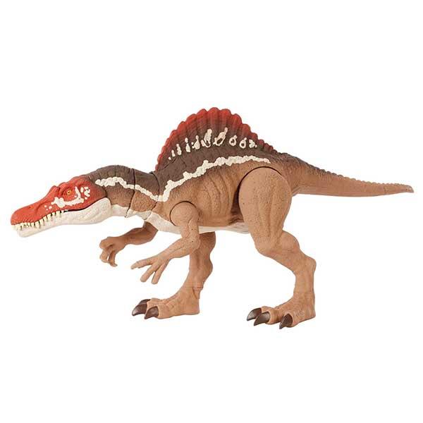 Jurassic World Dinosaurio Spinosaurus Masticador - Imagen 1