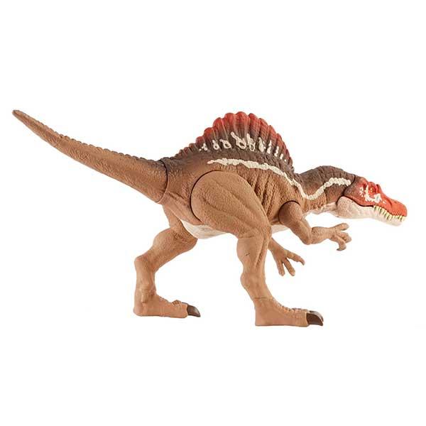 Jurassic World Dinosaurio Spinosaurus Masticador - Imagen 3