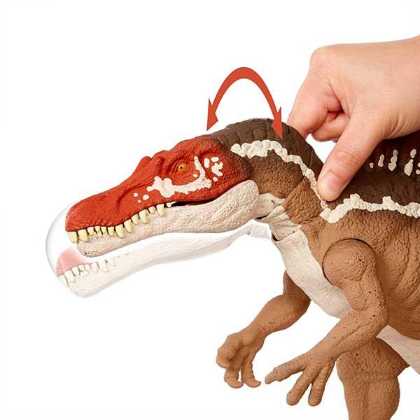 Jurassic World Dinosaurio Spinosaurus Masticador - Imagen 4