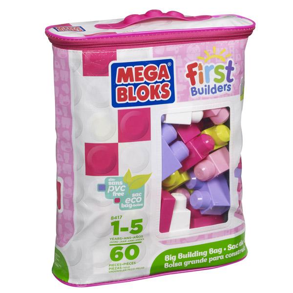 Bossa 60p Maxi Blocs Rosa - Imatge 1
