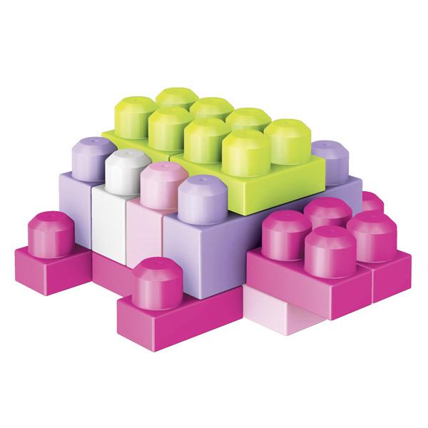 Bolsa 60p Maxi Bloques Rosa - Imatge 5