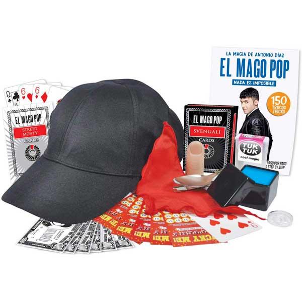 Juego Magia Mago Pop 150 Trucos - Imatge 1