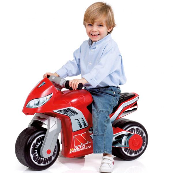 Moto Cross Premium Roja Molto - Imagen 1