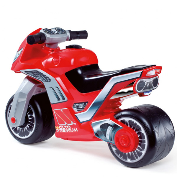 Moto Cross Premium Roja Molto - Imagen 2