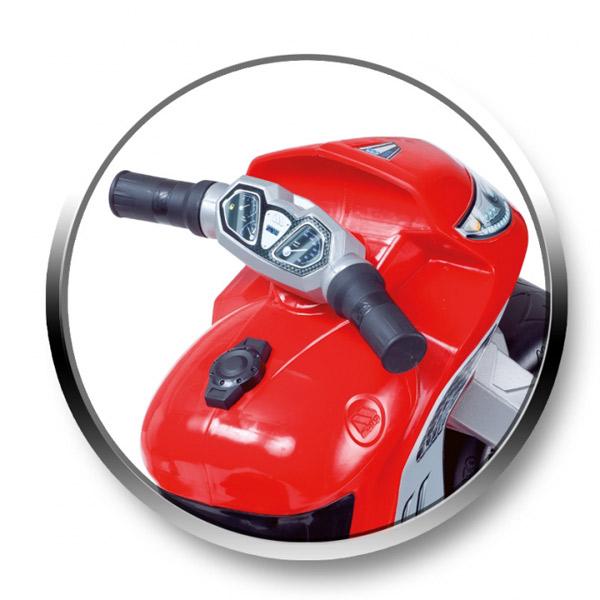 Moto Cross Premium Roja Molto - Imagen 3