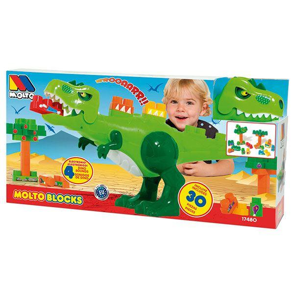 Dino Blocks 30p Molto - Imatge 1