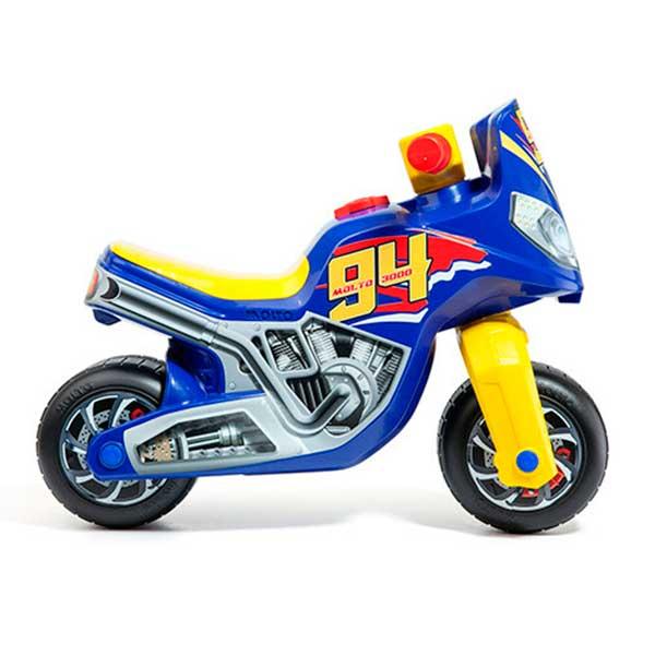 Moto Correpasillos Molto Cross Race 94 - Imagen 1