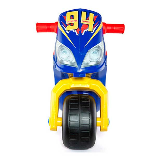 Moto Correpasillos Molto Cross Race 94 - Imagen 2