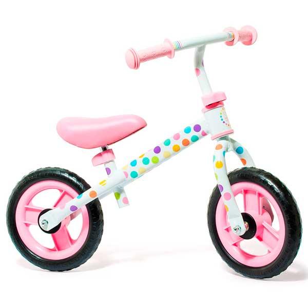 Molto Bicicleta sin Pedales Rosa - Imagen 1