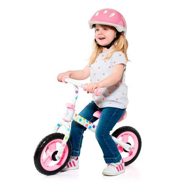 Molto Bicicleta sin Pedales Rosa - Imagen 4