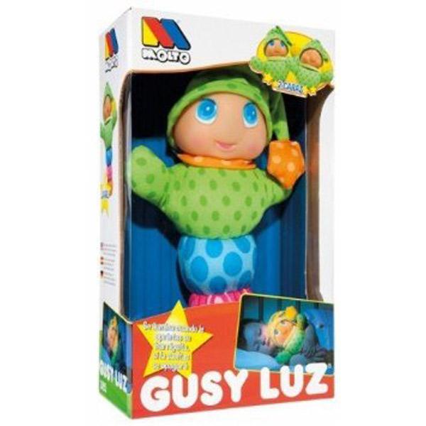 Peluche Gusy Luz Dos Caras - Imatge 1