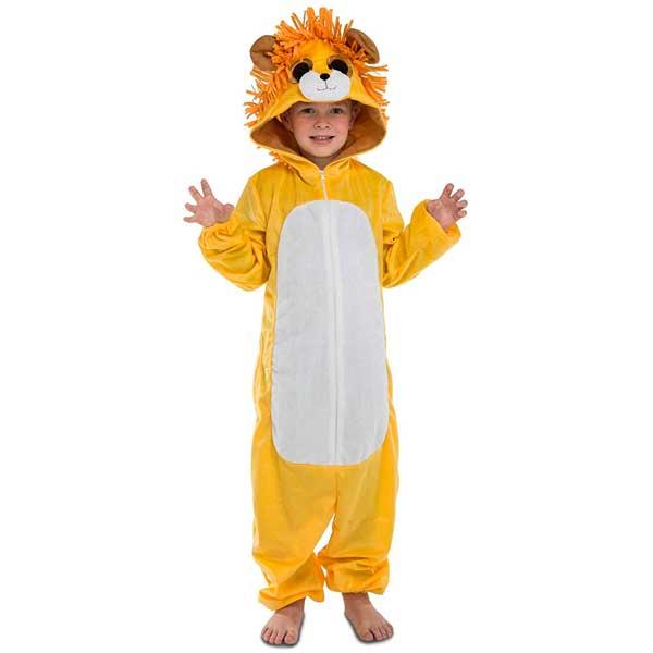 Disfraz León Infantil 5-6 años