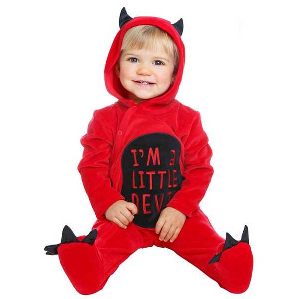 Disfraz Demonio Bebe 12-24 meses