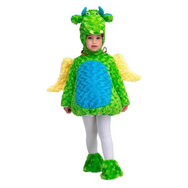 Disfraz Dragón Peluche Infantil 1-2 años