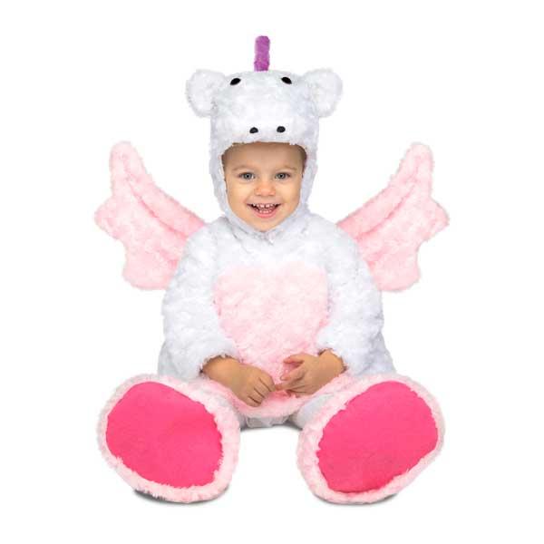 Disfraz Unicornio Peluche Infantil 1-2 años