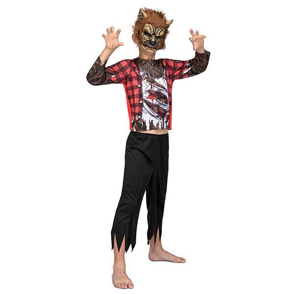 Disfraz Hombre Lobo Infantil 5-6 años