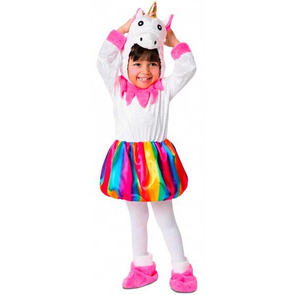 Disfraz Unicornio Simpático Infantil 1-2 años