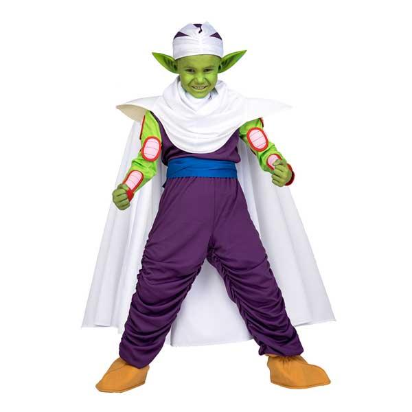 Disfraz Piccolo Dragon Ball Infantil 10-12 años