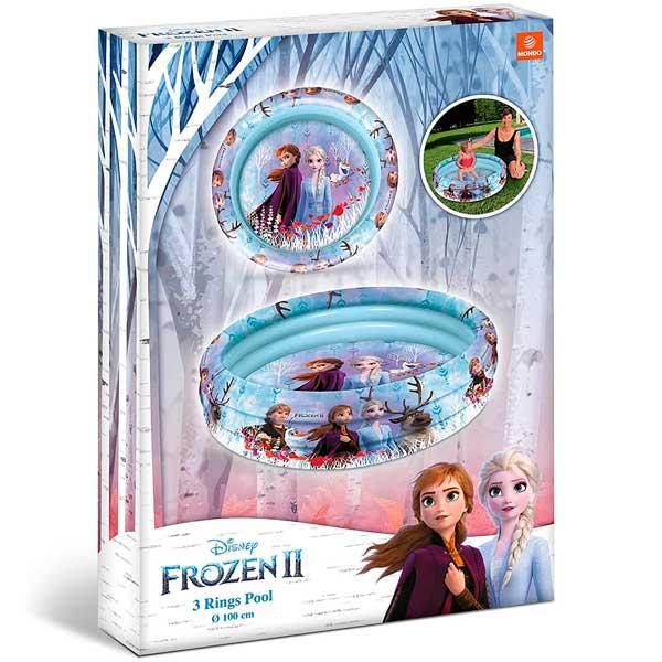 Frozen 2 Piscina Hinchable 100cm - Imagen 2