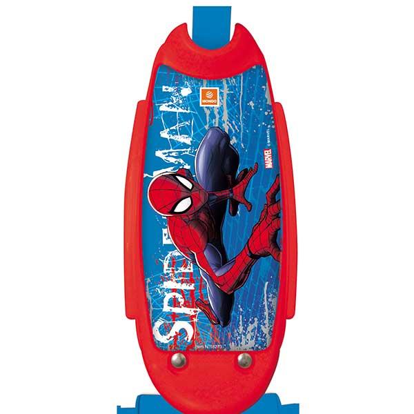 Patinete 3 Ruedas Spiderman Infantil - Imagen 1