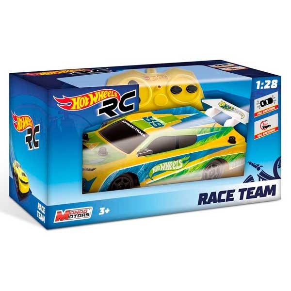 Hot Wheels Coche Race Team R/C
