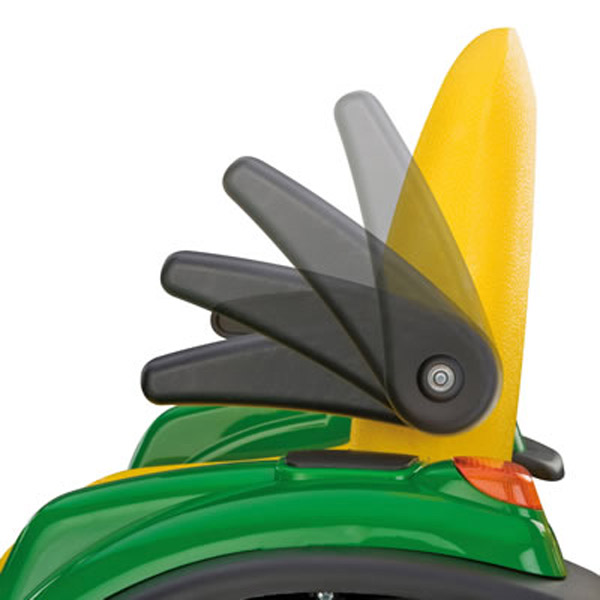 Tractor John Deere con Remolque 12 Voltios - Imatge 4