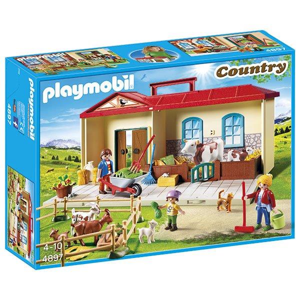Granja Maleti Playmobil - Imatge 1
