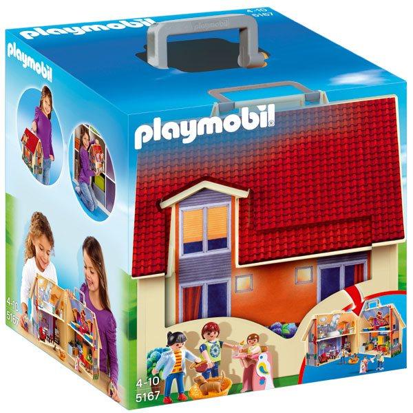 Maleti Casa de Nines Playmobil - Imatge 1