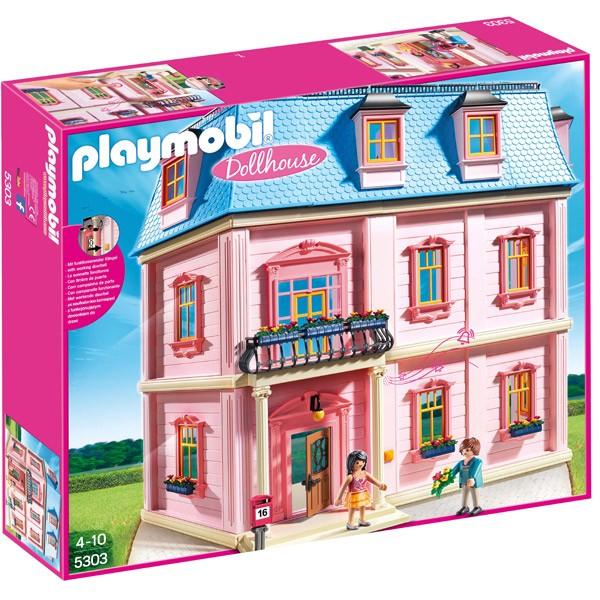 Playmobil Dollhouse 5303 Casa de Muñecas Romantica - Imagen 1