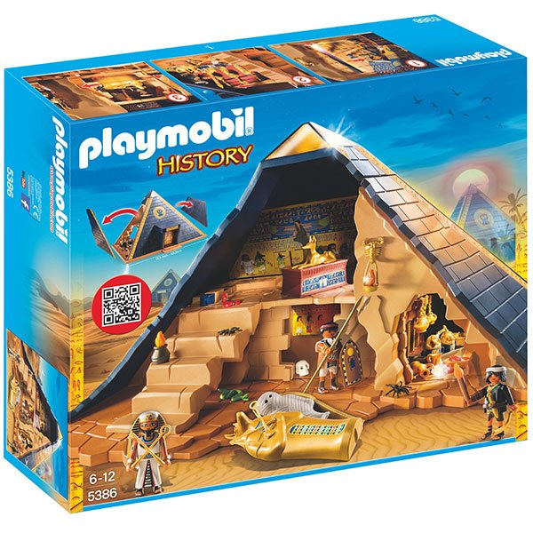 Piramide del Farao Playmobil - Imatge 1