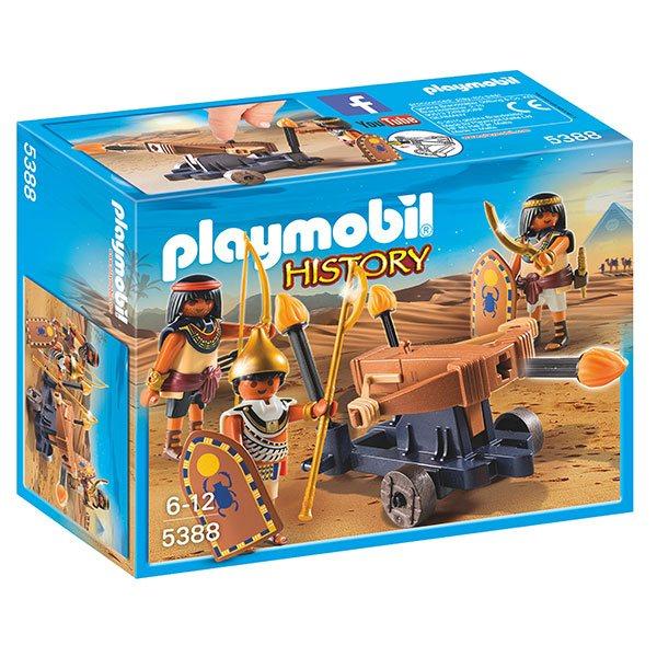 Egipcis amb Ballesta Playmobil - Imatge 1
