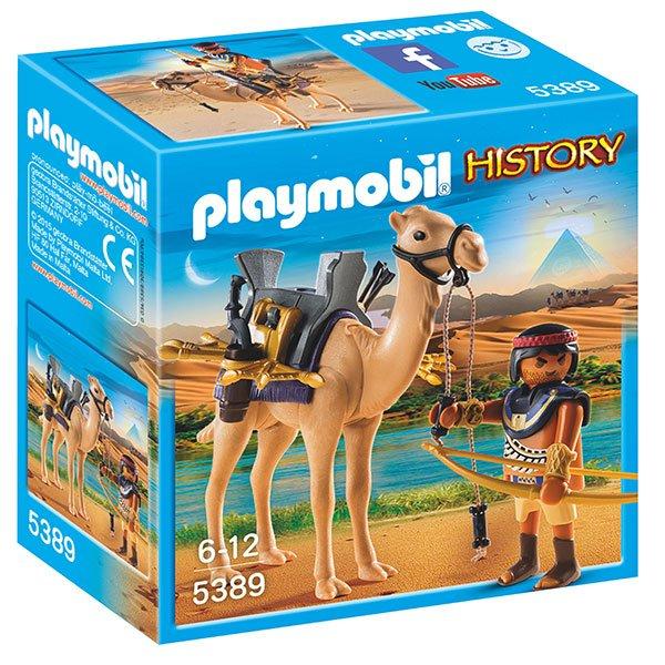Playmobil History 5389 Egipcio con Camello
