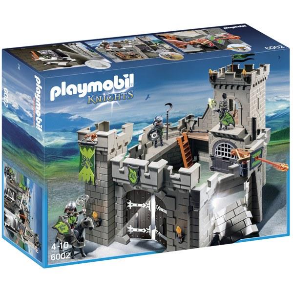 Fortalesa dels Cavallers Llop Playmobil - Imatge 1