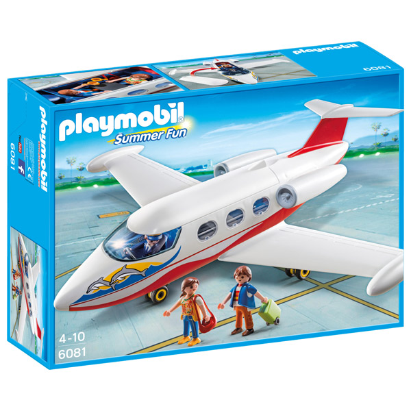 Avio de Vacances Playmobil - Imatge 1