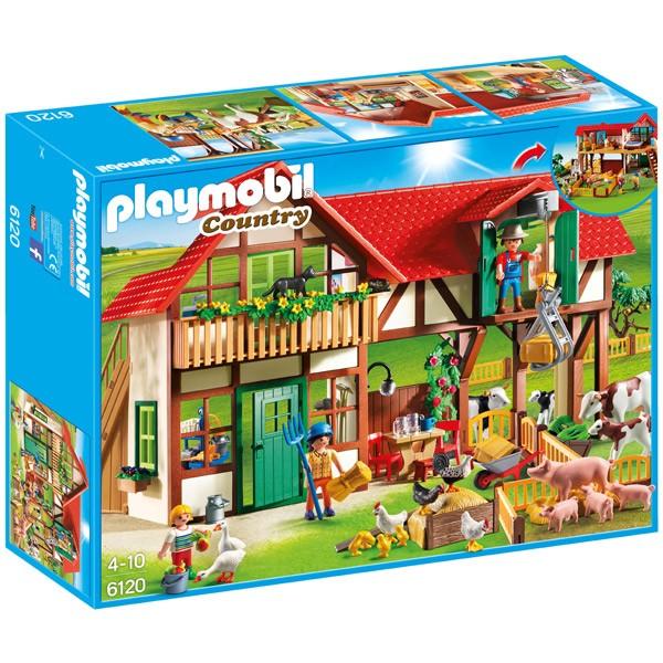 Granja Playmobil - Imatge 1