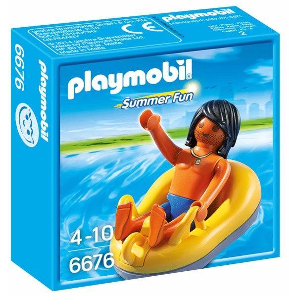Playmobil Summer Fun 6676 Barca de Rafting