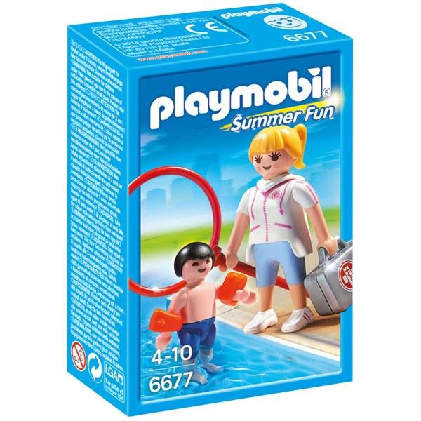 Playmobil Summer Fun 6677 Vigilante