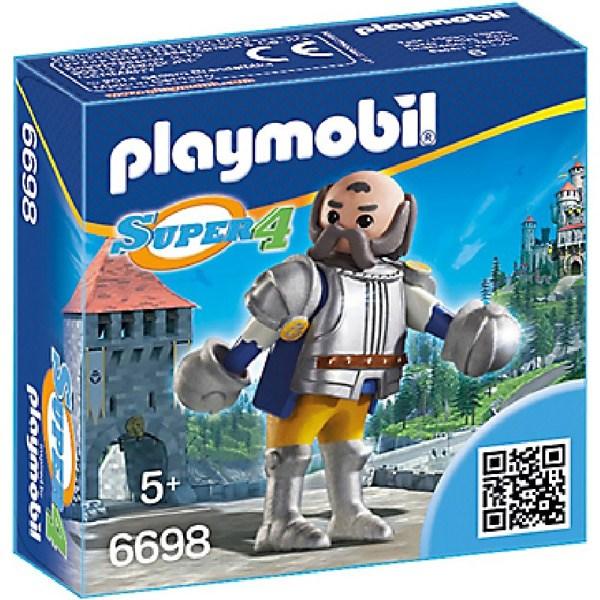 Playmobil Super 4 6698 Guardia Real Sir Ulf