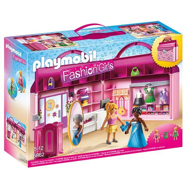 Maleti Botiga de Moda Playmobil - Imatge 1