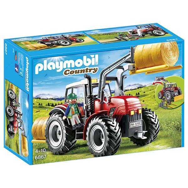 Tractor Playmobil - Imatge 1