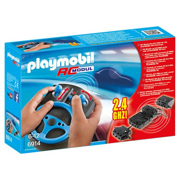 Playmobil Top Agents 6914 Set Modul RC Plus