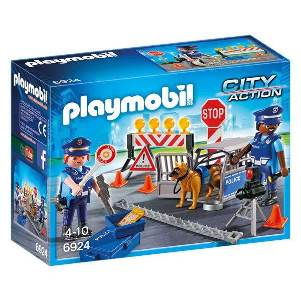 Control de Policia Playmobil - Imatge 1