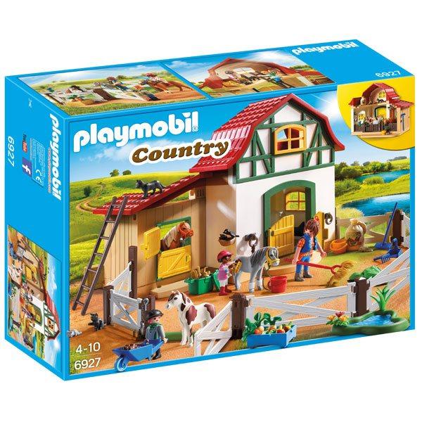 Granja de Ponis Playmobil - Imatge 1